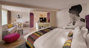 Hotel Indigo Düsseldorf - Victoriaplatz (6 of 65)