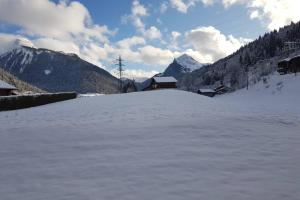Studio vue montagne pour 4 personnes Morzine