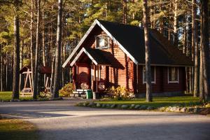 Отель Green Village