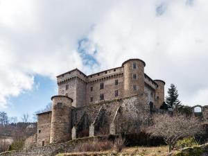 Château des Marcilly Talaru - Accommodation - Chalmazel