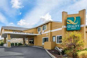 Quality Inn Paradise Creek - Hotel - Pullman