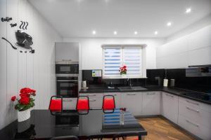Apartament Pod Czantorią Nowoczesny apartament z widokiem na Czantorię