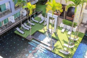 Sugar Palm Resort, Kata Beach