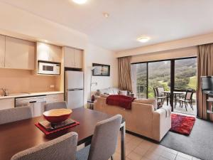 Accommodation in Thredbo