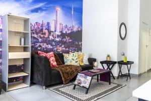 Stunning Maboneng Precinct Studio Apartment