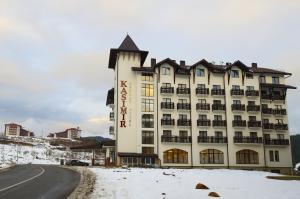 Отель Kasimir Resort, Буковель