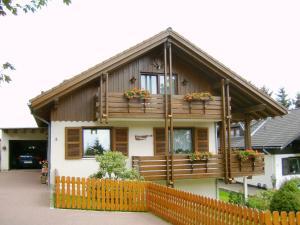 Ferienwohnung Tannhäuser, Apartmanok  Braunlage - big - 2