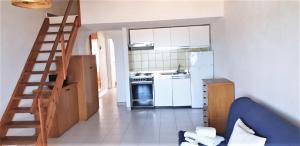 Apartment mit 2 Schlafzimmern und Meerblick (6 Erwachsene)