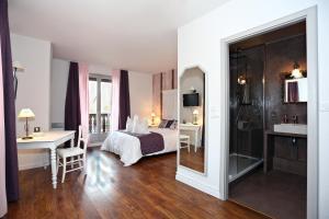 Hotel The Originals Sélestat Nord Le Verger des Châteaux (ex Inter-Hotel) - Nothalten