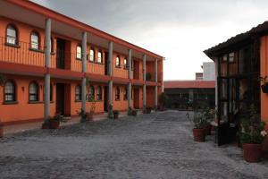Отель Villas Hotel Tonantzintla, Чолула