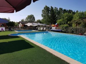 Camping Le Clos Lalande - Hotel - Montricoux