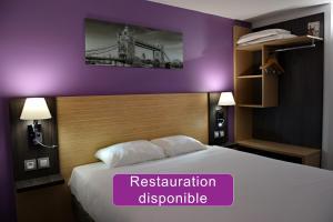 Hotel Bleu France - Contact Hotel
