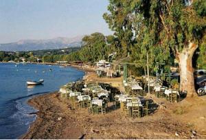 magic panoramic view Achaia Greece