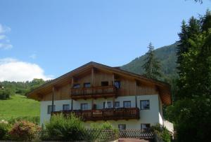 Villa Bernhard - Apartment - Alpe di Siusi/Seiser Alm