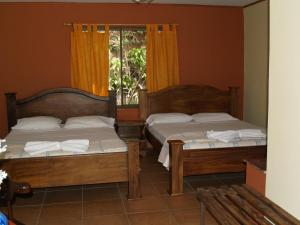Double Room with Two Double Beds Villas Escondidas
