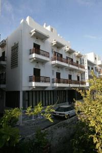 Hostels e Albergues - Meltemi Hotel