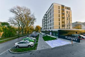 Apartament Słoneczny Kołobrzeg Platany