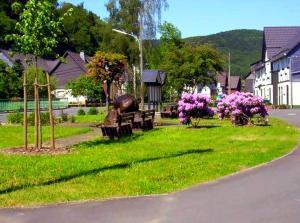 Ferienwohnung Bäumner, Apartmanok  Bad Berleburg - big - 68