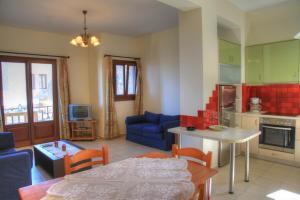 Anemos-Halcyon-Eirene, Villas  Mochlos - big - 52