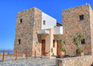Anemos-Halcyon-Eirene, Villas  Mochlos - big - 39