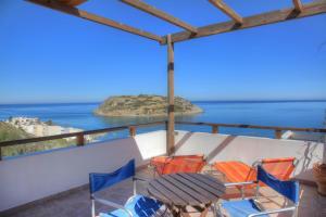 Anemos-Halcyon-Eirene, Villas  Mochlos - big - 40