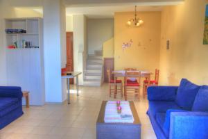 Anemos-Halcyon-Eirene, Villas  Mochlos - big - 41