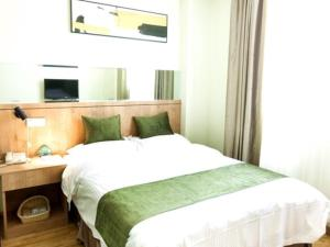 GreenTree Inn Zhenjiang Yangzhong City Central Shopping Market North Gangdong Road Express Hotel, Отели  Yangzhong - big - 41
