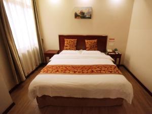 GreenTree Inn Zhenjiang Yangzhong City Central Shopping Market North Gangdong Road Express Hotel, Отели  Yangzhong - big - 40