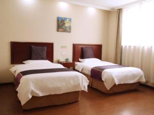 GreenTree Inn Zhenjiang Yangzhong City Central Shopping Market North Gangdong Road Express Hotel, Отели  Yangzhong - big - 38
