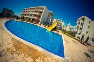 Nessebar and Holiday Fort Apartments