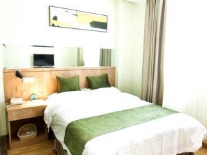 GreenTree Inn Zhenjiang Yangzhong City Central Shopping Market North Gangdong Road Express Hotel, Отели  Yangzhong - big - 27