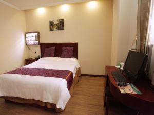 GreenTree Inn Zhenjiang Yangzhong City Central Shopping Market North Gangdong Road Express Hotel, Отели  Yangzhong - big - 24