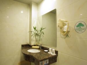 GreenTree Inn Zhenjiang Yangzhong City Central Shopping Market North Gangdong Road Express Hotel, Отели  Yangzhong - big - 22