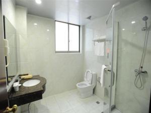 GreenTree Inn Zhenjiang Yangzhong City Central Shopping Market North Gangdong Road Express Hotel, Отели  Yangzhong - big - 16