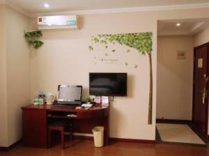 GreenTree Inn Zhenjiang Yangzhong City Central Shopping Market North Gangdong Road Express Hotel, Отели  Yangzhong - big - 15