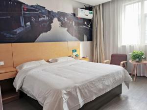 GreenTree Inn JiangSu SuZhou International Film City South JinShan Road Express Hotel