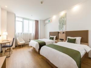 GreenTree Inn ShangHai ZhouPu XiuPu Road Business Hotel