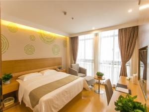GreenTree Inn Jiangsu Suzhou North Zhongshan Road Weiye Yingchun Plaza Business Hotel