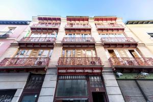 Santa Ana Apartamentos, Ferienwohnungen  Madrid - big - 56