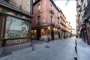 Santa Ana Apartamentos, Ferienwohnungen  Madrid - big - 55