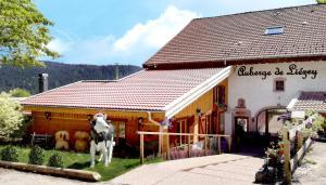 Accommodation in Liézey