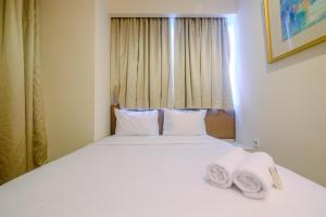 Best Choice 2BR Kuningan Place Apartment with Private Balcony By Travelio