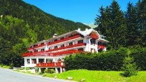 Chalet Hotel Sapiniere - Chamonix