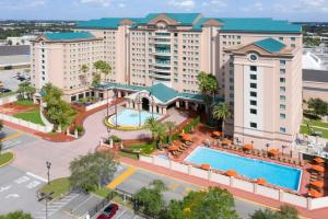 The Florida Hotel & Conference Center in the Florida Mall