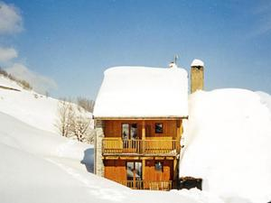 Charming chalet in La Lechere French Alps with Balcony - Hotel - Celliers