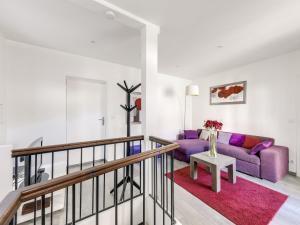 Location gîte, chambres d'hotes Loft Fraternité dans le département Seine Saint Denis 93