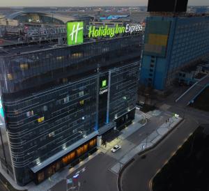 Отель Holiday Inn Express - Аэропорт Шереметьево