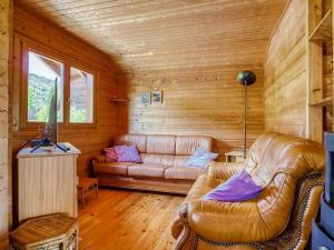 Lovely Chalet in Lotharingen with Sauna - Hotel - St Maurice sur Moselle