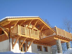 Location gîte, chambres d'hotes Chalet in Le Thillot with Skiing & Horse Riding Nearby dans le département Vosges 88