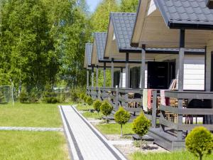 Holiday homes in Darlowo